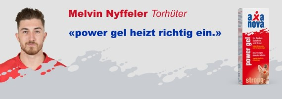 Melvin Nyffeler Power Gel